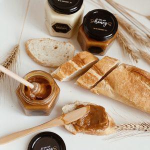 Крем-мёд грецкий орех