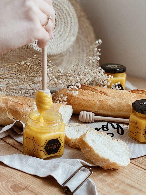 Крем-мёд курага