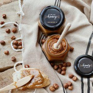 Крем-мёд фундук-шоколад